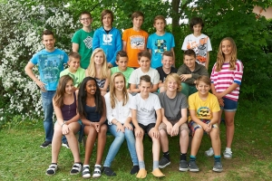 Klassenfotos 2012-2013