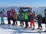 Skikurs 1. Klassen 2017