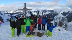 Skikurs 3. Klassen 2017